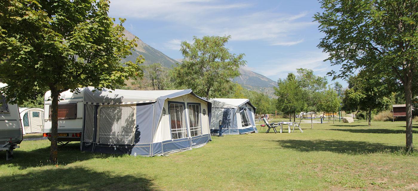 huuraccommodaties op Camping Les Eygas