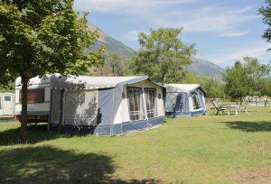 caravan huren in Frankrijk
