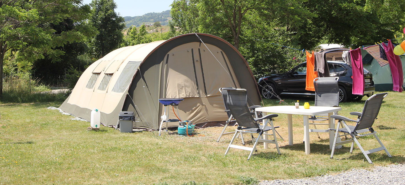 huuraccommodaties op Camping Les Eygas