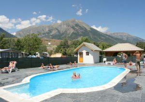 Les Eygas - camping in Frankrijk met zwembad