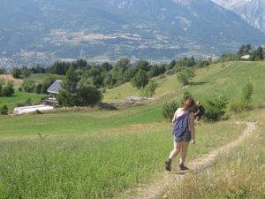 wandeltochten, motortochten en uitstapjes in de Franse Alpen