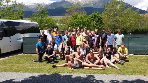 Schoolkamp Wildwaterschool